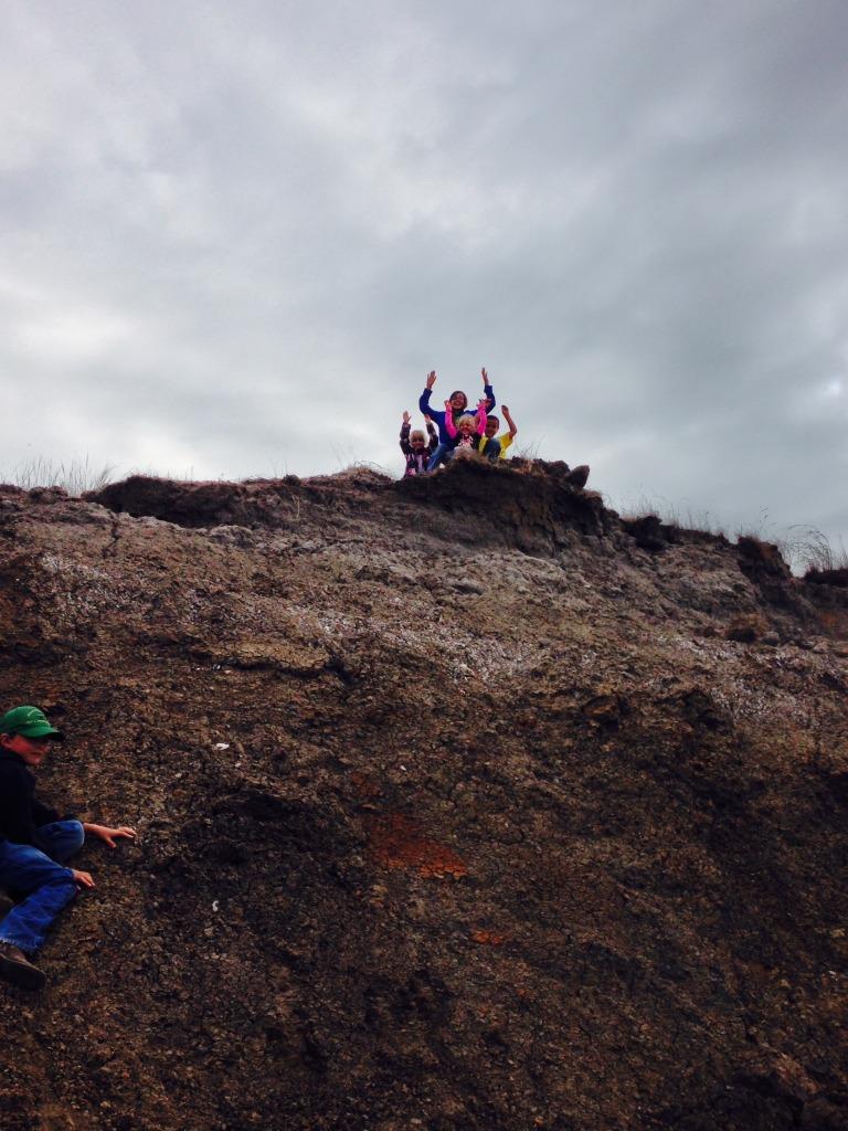 4 kids hill