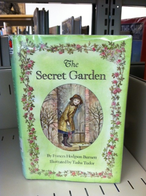 The Secret Garden from JulieJPG