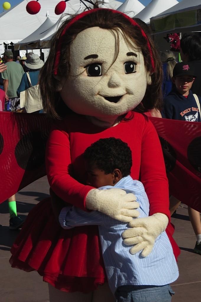 TFOB hug red dress