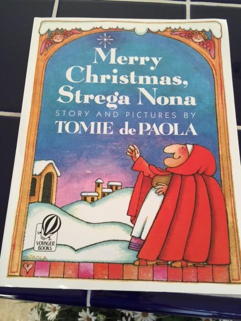 Strega Nona Christmas