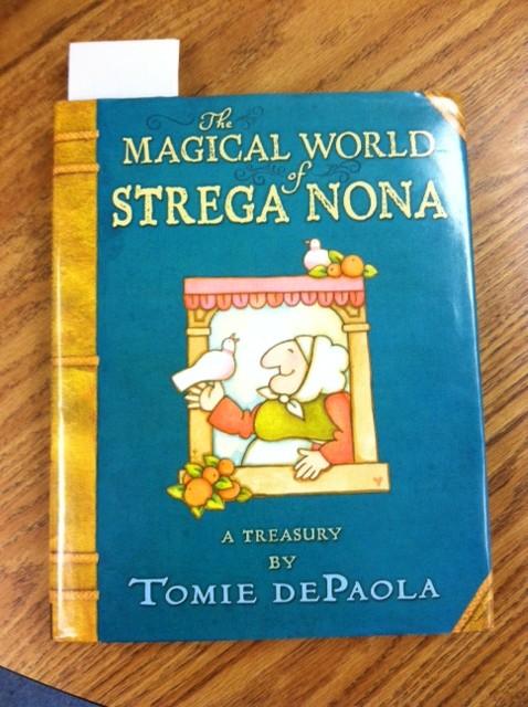 new strega nona