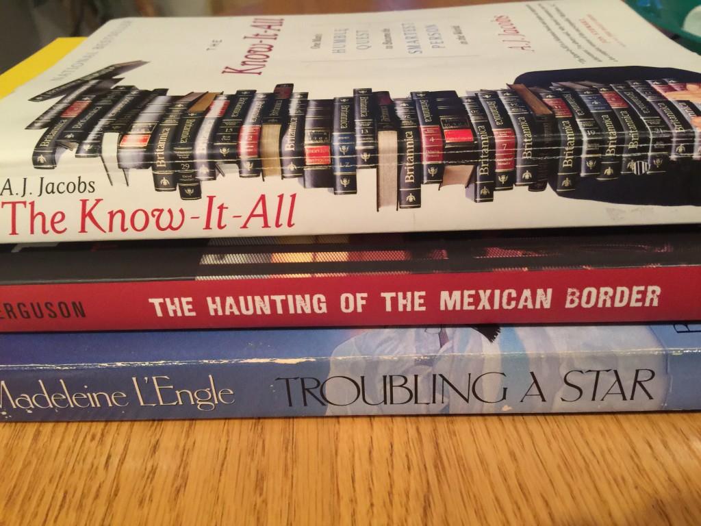 3 February books