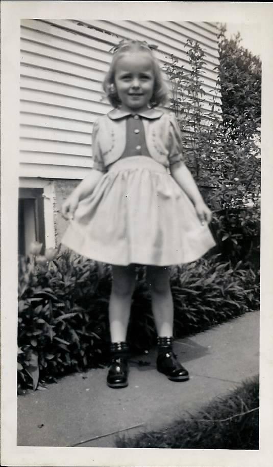 Joan, age 4