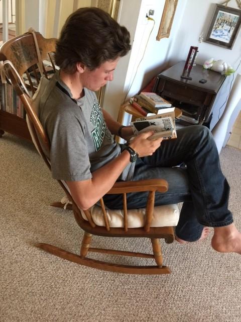 wyatt reads
