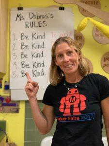 Ms. Dobras's Rules