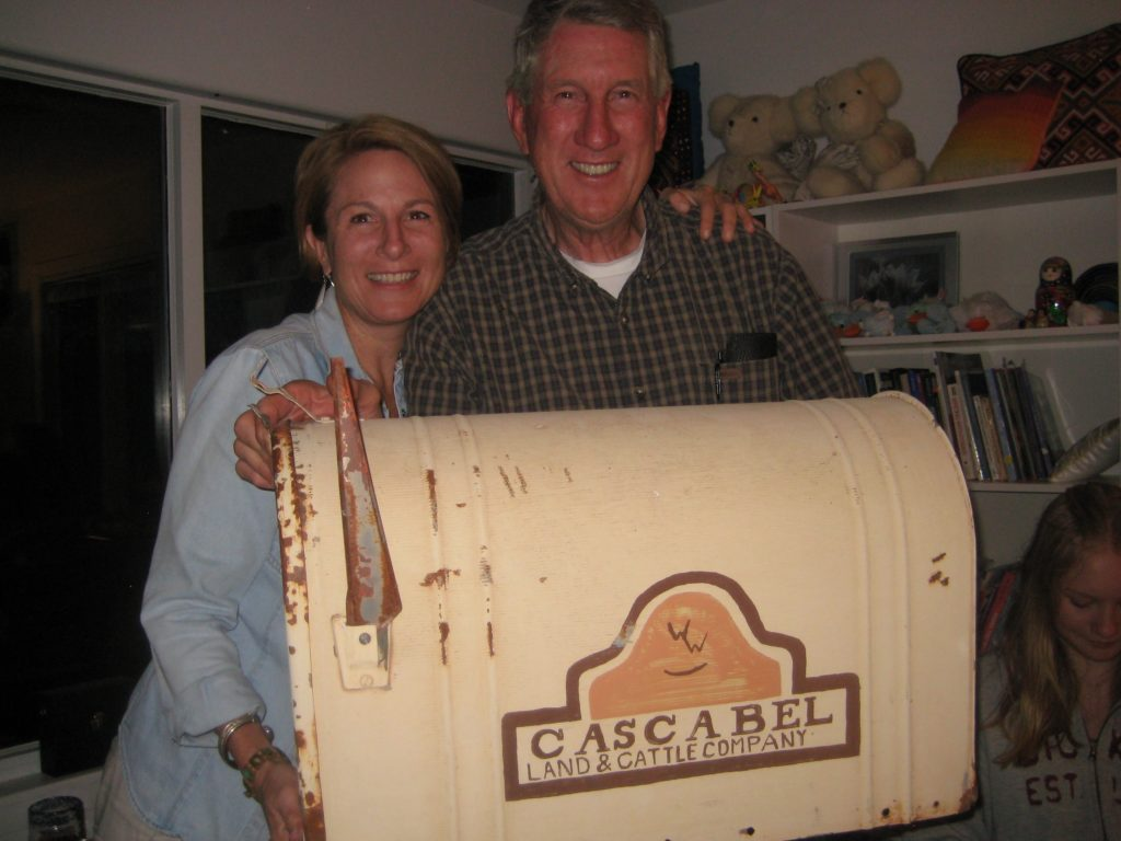 Cascabel Ranch Mailbox