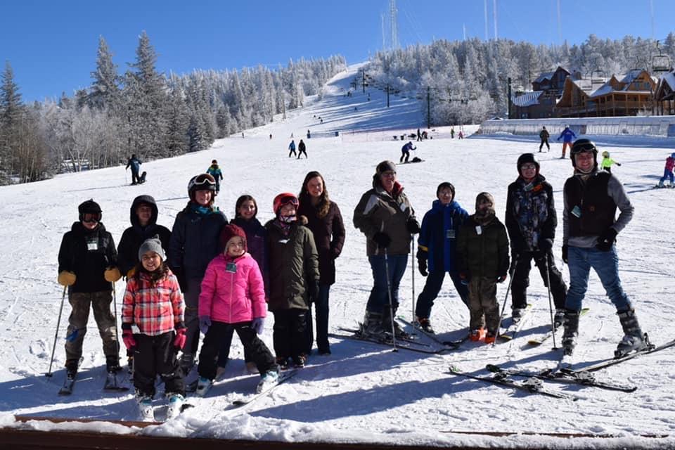 Atall School Ski Trip